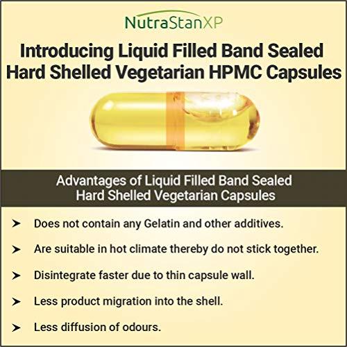 NutrastanXP Black Seed Oil, Extra Virgin Cold Pressed, 500 mg - 60 Vegetarian Capsule