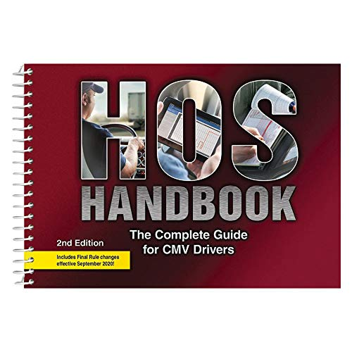 Hours of Service Handbook The Complete Guide for CMV Drivers-2nd Edition 2-Pk