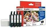 AgfaPhoto Epson T0611-T0614cartucho de tinta Kit