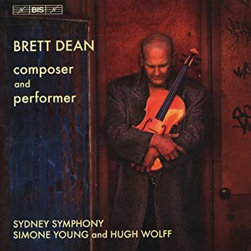 Dean, B.: Viola Concerto / 12 Angry Men / Intimate Decisions / Komarov's Fall
