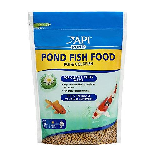 API POND FISH FOOD Pond Fish Food 1.56-Pound Bag