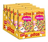 Popitas | Palomitas Expansionadas | Dulces 100g. caja 10u.