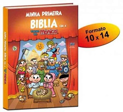 Minha Primeira Bíblia Turma Da Mônica Ave-maria