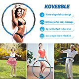 Zoom IMG-1 kovebble hula hoop pneumatico per