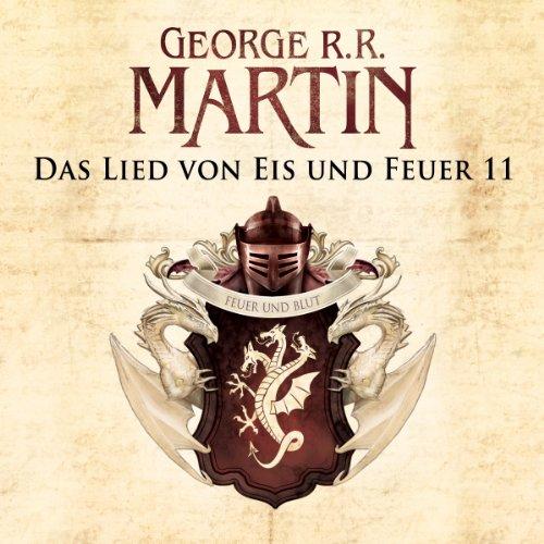 Game of Thrones - Das Lied von Eis und Feuer 11 audiobook cover art