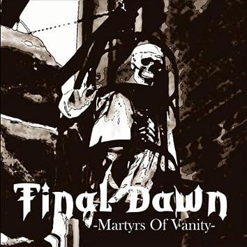 Martyrs of Vanity - Single