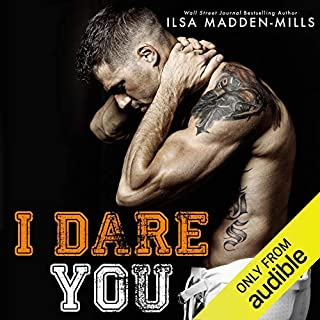 I Dare You audiobook cover art