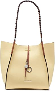 Calvin Klein Shelly Rocky Road Novelty Large Tote
