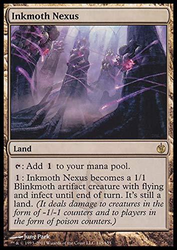 Magic: the Gathering - Inkmoth Nexus - Mirrodin Besieged