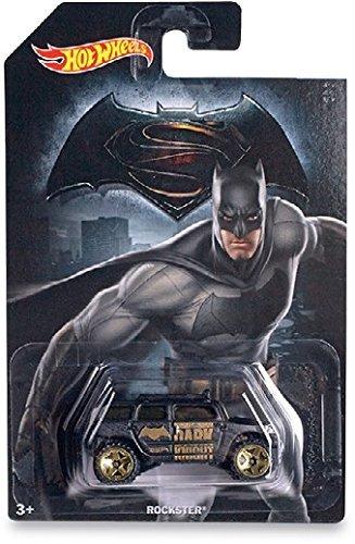 Hot Wheels Batman vs Superman - 02/08 Rockster by