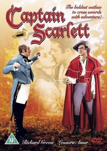 Captain Scarlett [DVD]