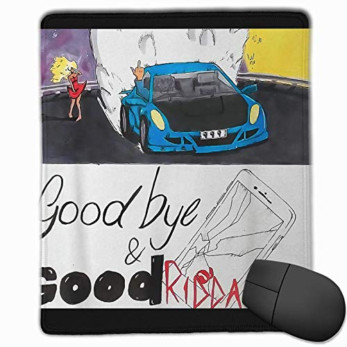 Goodbye Good Riddance Washable Printed Stylish Office Gaming Gaming Mouse Pad