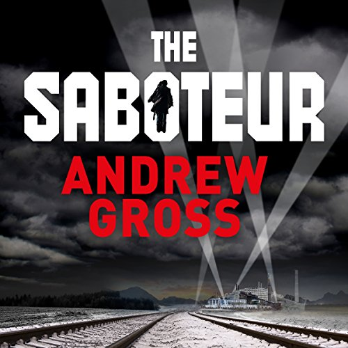 The Saboteur cover art