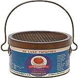 丸和貿易 ブルクマート 蚊遣り トマト サイズ:約W16.5 D14.5 H7.7 4008810-01