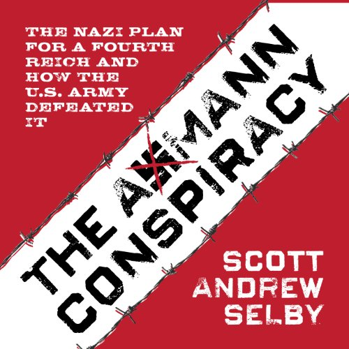 The Axmann Conspiracy audiobook cover art