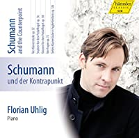 シューマンと対位法 (Schumann und der Kontrapunkt (Schumann and the Counterpoint) / Florian Uhlig (Piano)) (2CD) [輸入盤]