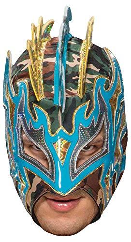 empireposter Wrestling - WWE - Kalisto Promi Maske - hochwertiger Glanzkarton mit Augenlöchern