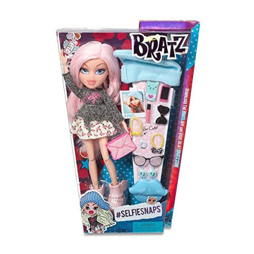 Bratz #SelfieSnaps Doll- Cloe (Discontinued by manufacturer)