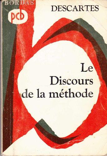 Descartes. Discours de la méthode : Avec des aperçus sur le mouvement des idées avant Descartes, une biographie... des notes... par J. M. Jean-Marie Fataud