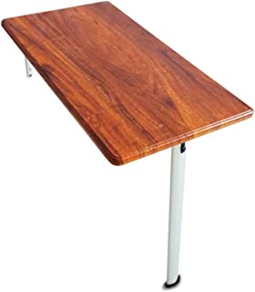 Tables HAIZHEN Pliable La de Bar Se Pliante, la de Mur, la à Manger apprenant Le Bureau d'ordinateur 74 * 30 * 74cm, 74 * ...