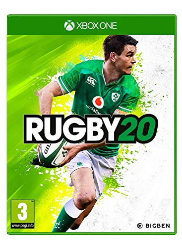 Rugby 20 (Xbox One) (輸入版)