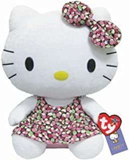 TY Beanie Baby - HELLO KITTY ( LIBERTY ) (UK Exclusive)