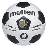 MOLTEN - Balón de voleibol oficial blanco blanco Talla:Size 5