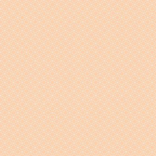 A.S. Création vliesbehang björn behang grafisch geometrisch Scandinavisch Natuur 10,05 m (Länge) x 0,53 cm (Breite) oranje, wit