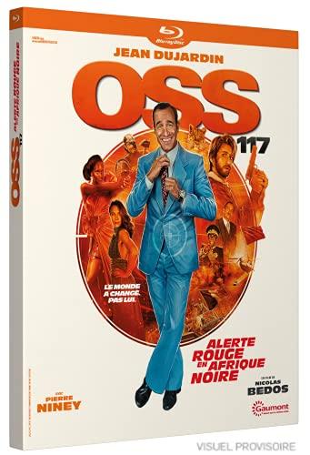 OSS 117 : Alerte Rouge en Afrique Noire [Blu-Ray]