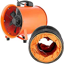 Budget Choice for Best Manhole Blower: VEVOR Utility 12-Inch Portable High-Velocity Utility Blower