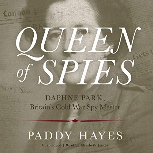 Queen of Spies cover art