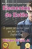 Elementos de estilo (Spanish Edition)