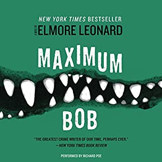 Maximum Bob cover art