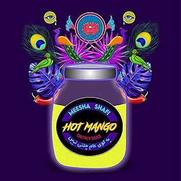 Hot Mango Chutney Sauce