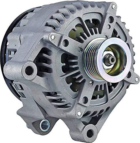 DB Electrical Remanufactured 400-52509R Alternator for 1.5L 10 Clock 180 Amp Internal Fan Type Solid Pulley Type Internal Regulator CW Rotation 12V Mini Cooper 2014 2015 2016 12-13-7-640-131