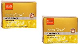VLCC Natural Sciences Insta Glow Gold Bleach 20g