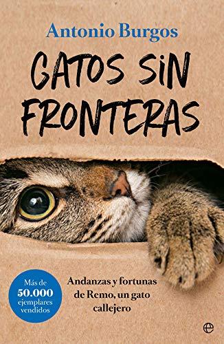 Gatos sin fronteras: Andanzas y fortunas de Remo, un gato callejero (Fuera de colección)