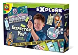 SES Creative 25117 Inspector You-Solve Five Crime Cases