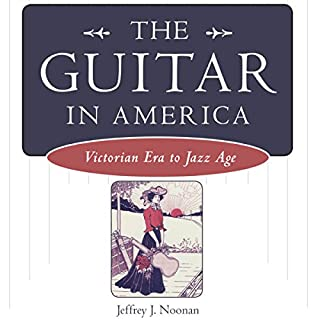 『The Guitar in America』のカバーアート