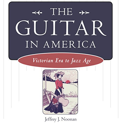 The Guitar in America cover art