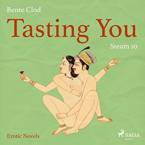 Steam (Tasting You 10) audiobook cover art