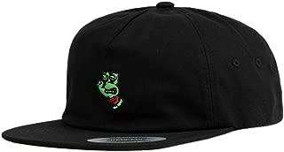 Men's TMNT Turtle Hand Baseball Flat Brim Adjustable Hats