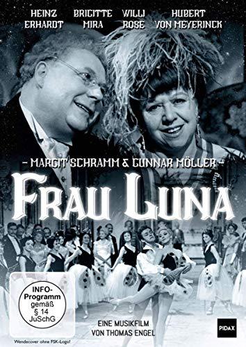 Frau Luna / Phantastischer Musikfilm mit Heinz Erhardt, Brigitte Mira und Willi Rose