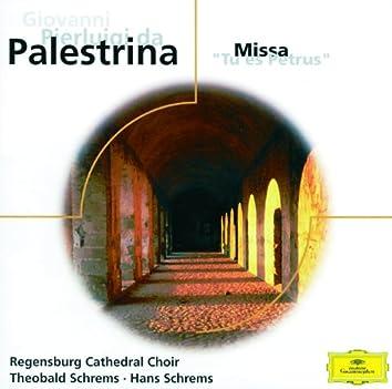 """Palestrina: Missa """"Tu es Petrus"""", Missa """"Dum complerentur"""""""