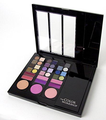 COLOR WORKSHOP In The Face Of Beauty Coffret 37 Produits de Maquillage