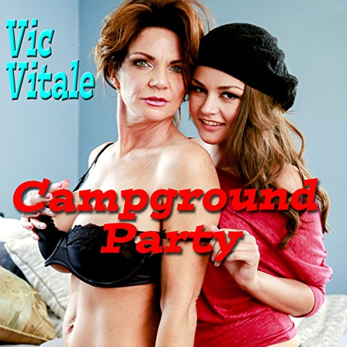 Campground Party audiobook cover art