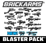 Toys+ BrickArms Blaster Pack 2.5-Inch Weapons Pack V2