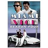 HJZBJZ Miami Vice Tv Show Kunst Film Leinwand Malerei