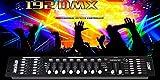 sls shop mixer centralina luci dmx 512 controller fari par led teste mobili strobo 192 ch per dj