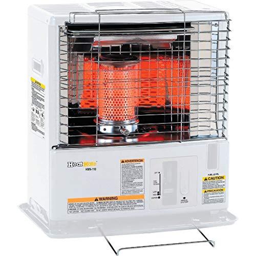 Sengoku Kerosene Heater, White